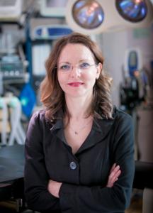 Portrait du Docteur Lucie Duclos