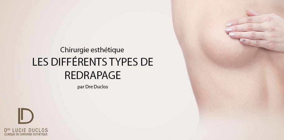 Découvrez les différents types de redrapage en chirurgie esthétique